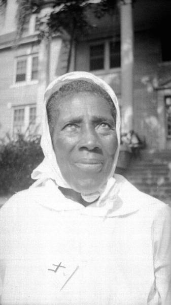 Midwife Rosanna Ruso ca. 1933