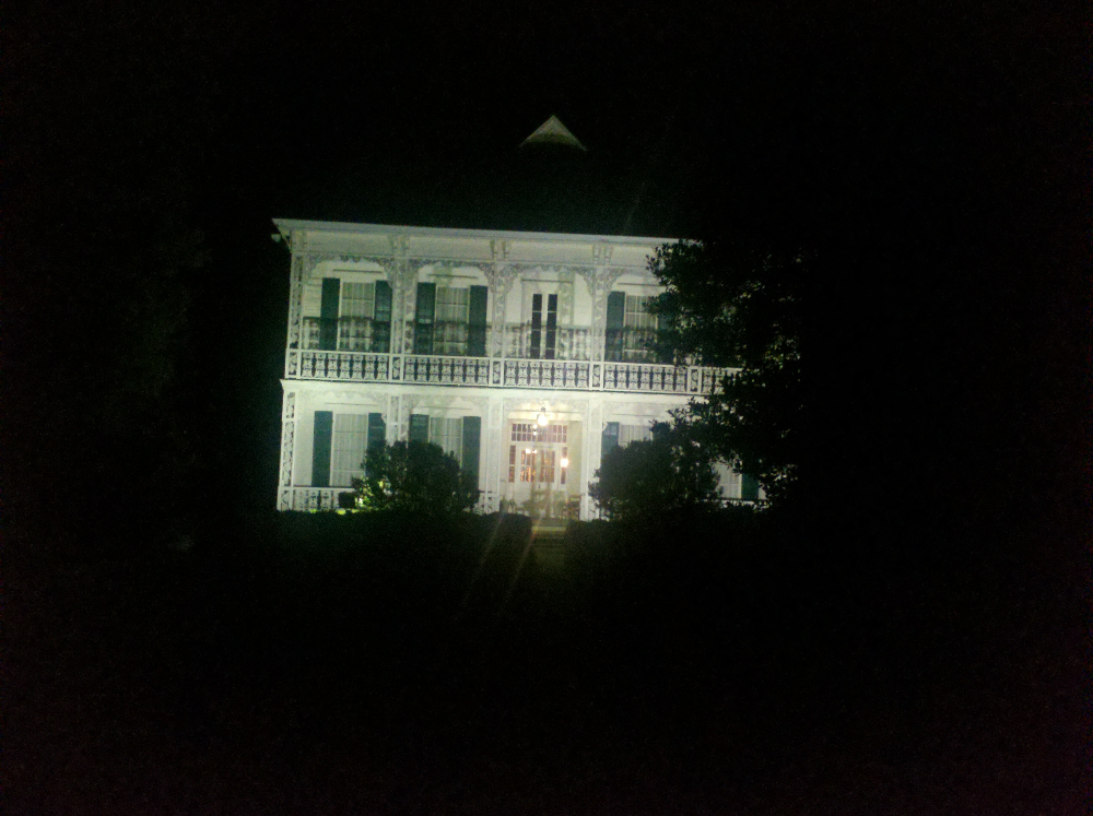 hall-house-by-night