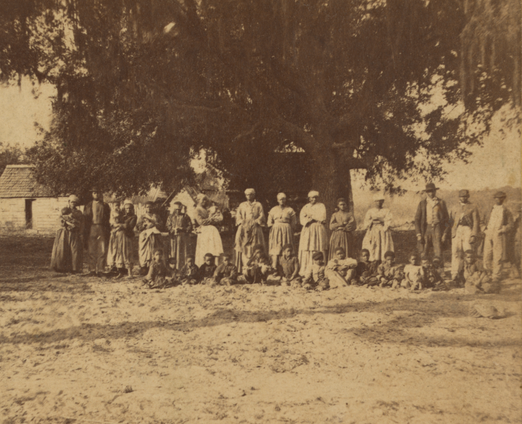 The 1870 Brick Wall Lowcountry Africana